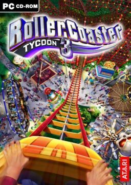 Roller Coaster Tycoon 3 PC